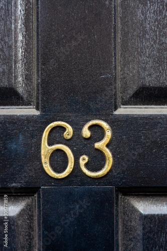 Fotografia  House number 63