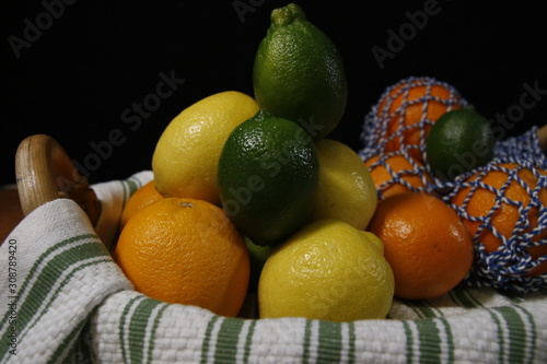 Fruit Macro Photography