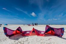 Kitesurfing In St. Peter-Ordin...