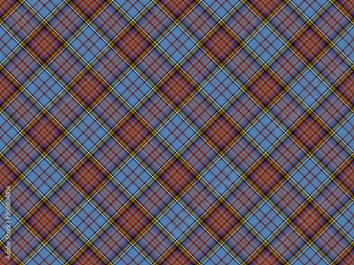 Tartan - Clan Anderson Wallpaper Mural