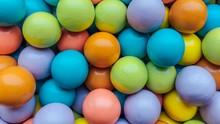 Bright Multi-colored Backgroun...