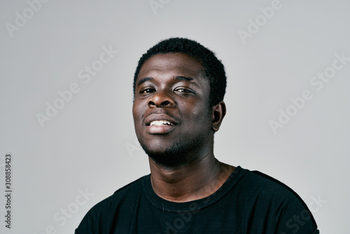 Fototapety, obrazy: portrait of a young man