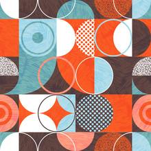 Seamless Abstract Geometric Mo...