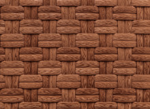 Basketry Seamless Pattern Text...