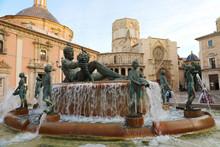 Plaza De La Virgen Square With...