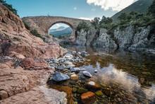 Ponte Vecchiu Bridge Over The ...