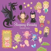 Fairytale Series Sleeping Beauty
