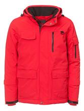 Outdoor Coat For Men On Manneq...