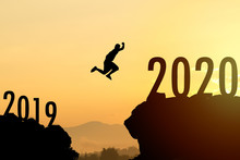Jumping From 2019 To 2020 With...