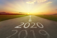 2020 Write On Road With Arrow ...