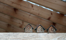 Series Of Insect Hotels As A M...