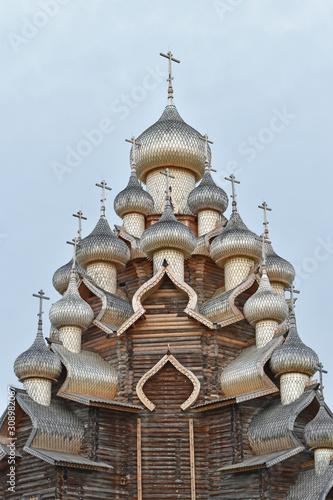 Transfiguration Church, Kizhi Island, Russia