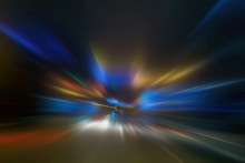Light Trails In The Dark, Tra...