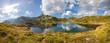 Der Krummschnabelsee in Obertauern zu jeder Jahreszeit