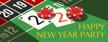 Happy New Year Party 2020 Casi...