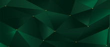 Abstract Deep Green 3d Backgro...