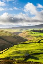 Darnbrook Moor. Yorkshire Dales