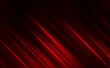 canvas print picture - abstract red and black are light pattern with the gradient is the with floor wall metal texture soft tech diagonal background black dark sleek clean modern.