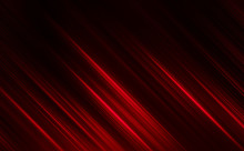 Abstract Red And Black Are Lig...
