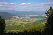 Slovakia - The View From Plesi...