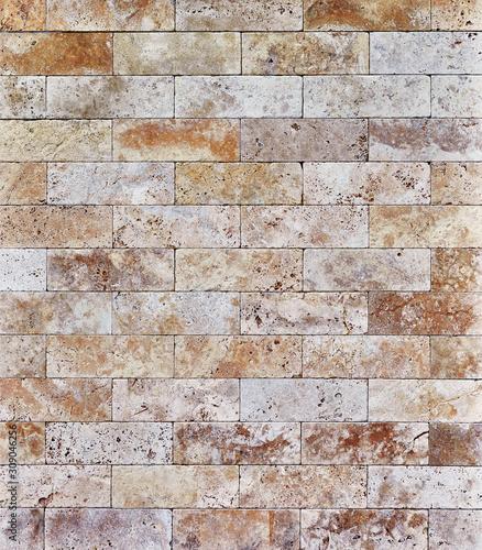 Okleiny na drzwi kamienie  travertine-stone-tiled-wall-texture-masonry-background