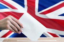 United Kingdom Election Concep...