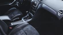 Luxury Car Interior - Multimed...
