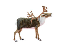 Reindeer Doll For Christmas An...