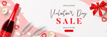 Valentine's Day Sale Promo Ban...