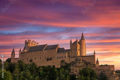Monumentos de España, El Alcázar de Segovia