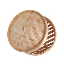 Chinese Bamboo Steamer Basket ...
