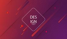 Beautiful Purple Design With S...