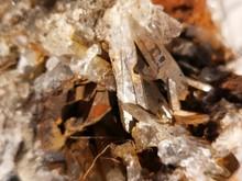 Minéraux - Quartz Et Sidérite De Vizille