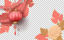 Chinese New Year Design Elements