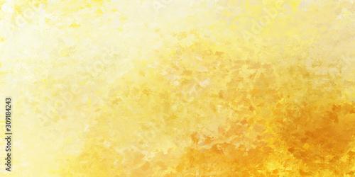 Fotografía  Background 春の木漏れ日のような水彩風の背景イラスト ウォーターカラー 黄色