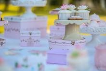 Cupcake Decorati Con Fiori Di ...