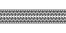 Maori Polynesian Tattoo Bracel...