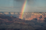 Fototapeta Tęcza - Grand Canyon Rainbow