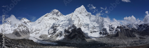 Fotografía Everest Panorama