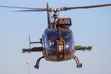 French Army SA-342 Gazelle Hel...