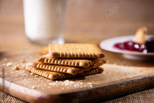 Fotografía Biscuits