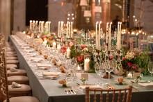 Beautiful Wedding Table Settin...