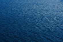 Abstract Calm Sea Or Ocean Wat...