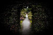 Garden Entrance, Castle Fraser...