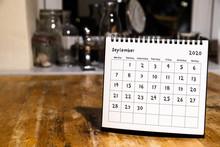September 2020 Calendar - Mont...