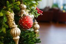 Christmas Tree Decorations On ...