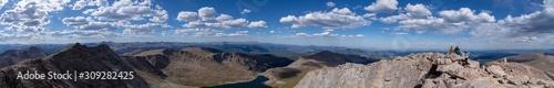 Foto Mount Evans Pano