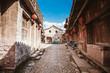 Potan ancient town, Zhejiang, China