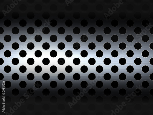 Photo  メタル メタリック 金属 鉱物 ヘアライン テクスチャー 光沢