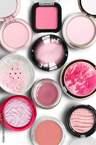 Fotografía Collection of blush